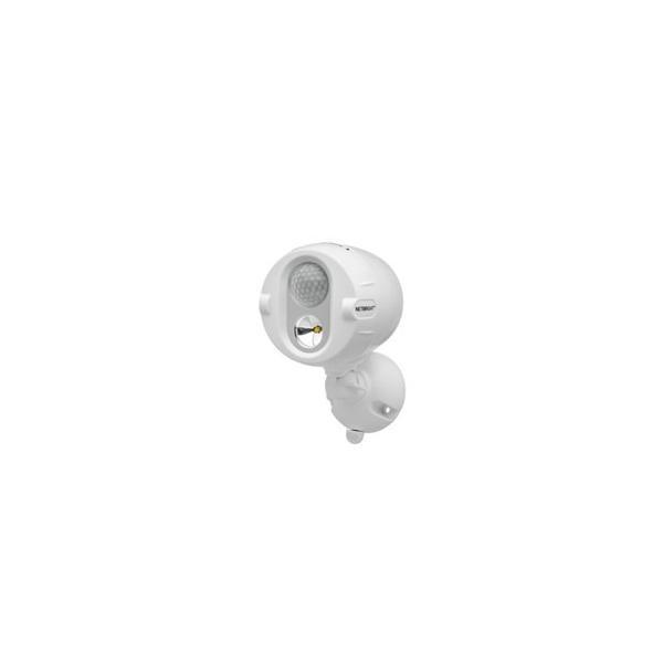 ミスタービームス 電池式LEDセンサーライト(ホワイト)2個セット Mr Beams NET BRIGHT(ネットブライト) MBN342 返品種別A