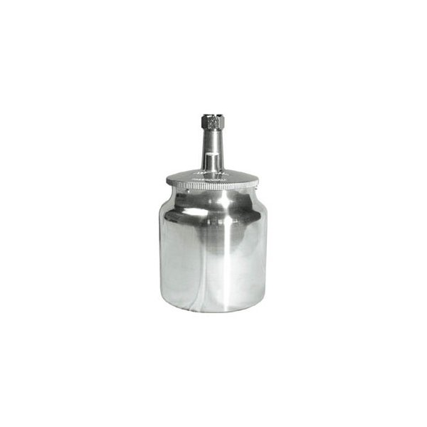 ランズバーグ・インダストリー 吸上式塗料カップアルミ製(容量700CC)G3/ 8 デビルビス KR4701 返品種別B