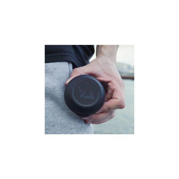 エアーツインズ 完全ワイヤレス Bluetoothイヤホン(ブラック) Yell Acoustic WINGS AT11690 返品種別A