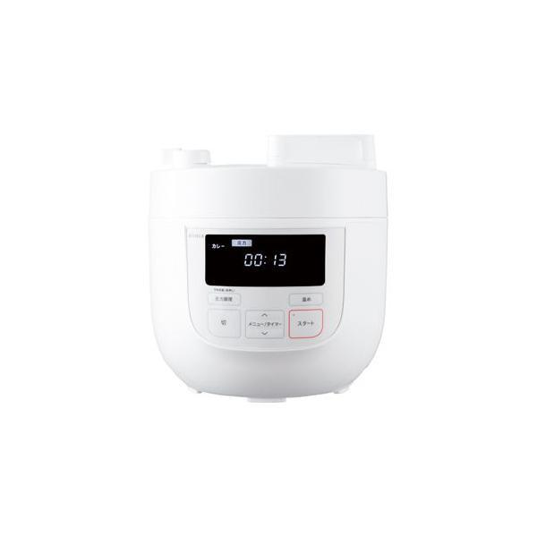 シロカ 電気圧力鍋 ホワイト siroca SP-4D131(W) 返品種別A|joshin