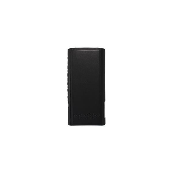 カンパーニュ ウォークマン NW-ZX300用 プレミアムレザーケース (ブラック) 武蔵野レーベル Premium Leather Case For WALKMAN NW-ZX300 Black 返品種別A