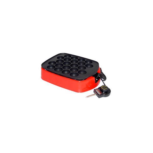 杉山金属 たこ焼き器(22穴タイプ) ツーツーにこにこたこちゃん早焼き KS-2579 返品種別A joshin