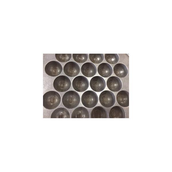 杉山金属 たこ焼き器(22穴タイプ) ツーツーにこにこたこちゃん早焼き KS-2579 返品種別A joshin 04