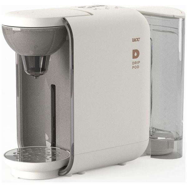 RoomClip商品情報 - UCC コーヒーメーカー ホワイト UCC ドリップポッド DP2 DP2-W 返品種別A