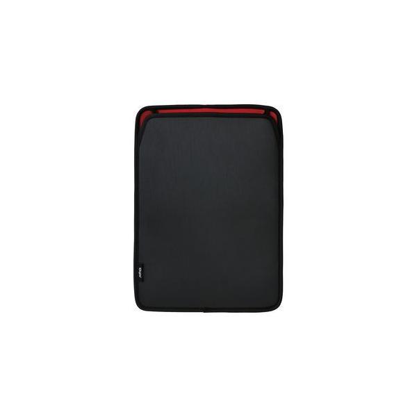 ナカバヤシ TBC-FC101603BK 10インチ タブレット汎用スリップインケース ポケット付 ブラックの画像