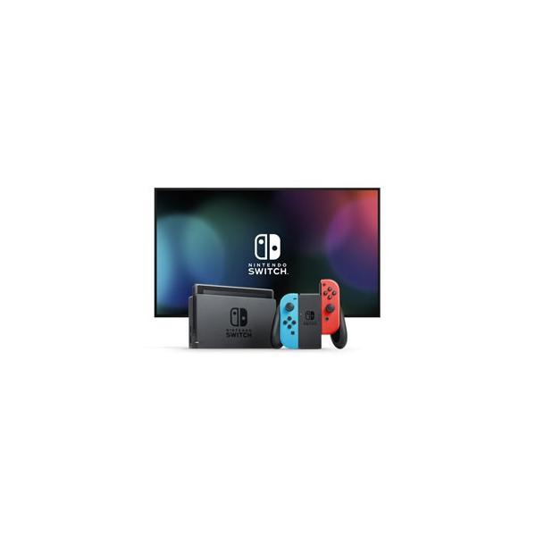 任天堂 (クーポンプレゼント対象)Nintendo Switch 本体(Joy-Con(L) ネオンブルー/ (R) ネオンレッド) 返品種別B|joshin|02