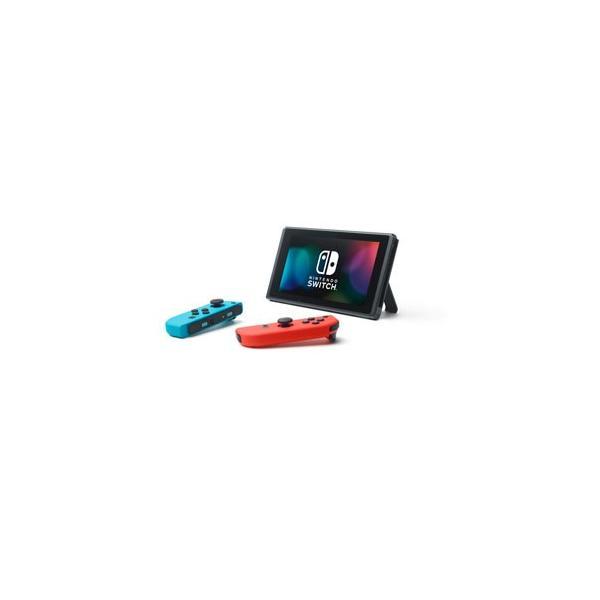 任天堂 (クーポンプレゼント対象)Nintendo Switch 本体(Joy-Con(L) ネオンブルー/ (R) ネオンレッド) 返品種別B|joshin|03
