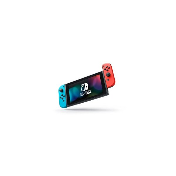 任天堂 (クーポンプレゼント対象)Nintendo Switch 本体(Joy-Con(L) ネオンブルー/ (R) ネオンレッド) 返品種別B|joshin|04