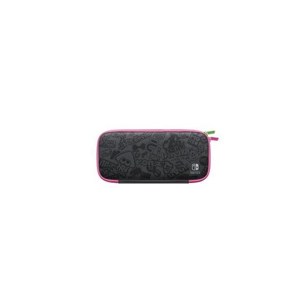 任天堂 (Nintendo Switch)Nintendo Switchキャリングケース スプラトゥーン2エディション(画面保護シート付き) 返品種別B|joshin|02