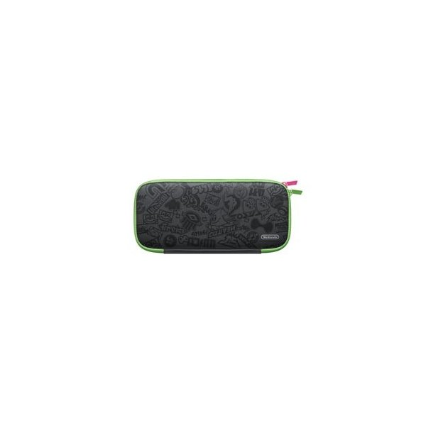 任天堂 (Nintendo Switch)Nintendo Switchキャリングケース スプラトゥーン2エディション(画面保護シート付き) 返品種別B|joshin|03