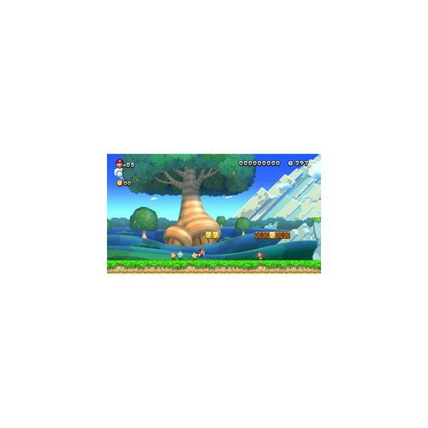 任天堂 (Nintendo Switch)NEW スーパーマリオブラザーズ U デラックス 返品種別B|joshin|02
