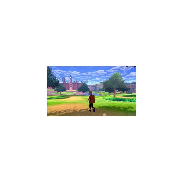 ポケモン (特典付)(Nintendo Switch)ポケットモンスター ソードポケモン 返品種別B|joshin|02