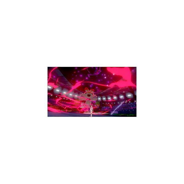 ポケモン (特典付)(Nintendo Switch)ポケットモンスター ソードポケモン 返品種別B|joshin|12