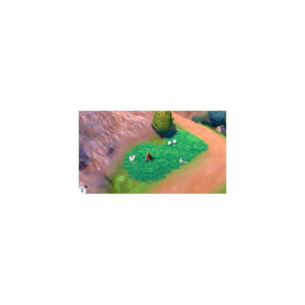 ポケモン (特典付)(Nintendo Switch)ポケットモンスター ソードポケモン 返品種別B|joshin|06