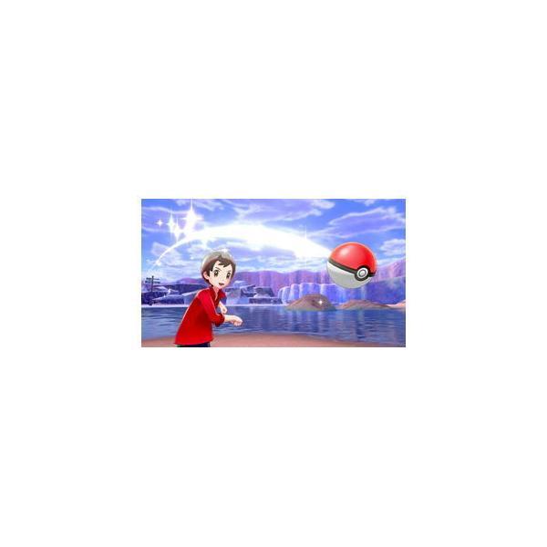 ポケモン (特典付)(Nintendo Switch)ポケットモンスター ソードポケモン 返品種別B|joshin|08