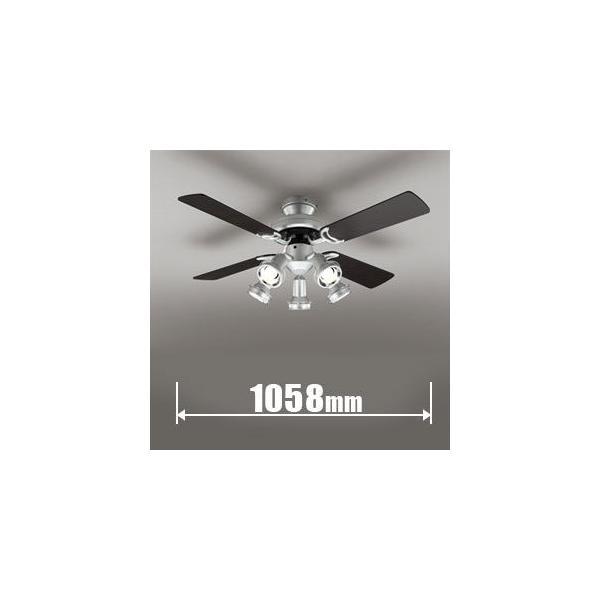オーデリック LEDシーリングファン ODELIC SH-9072LDR 返品種別A