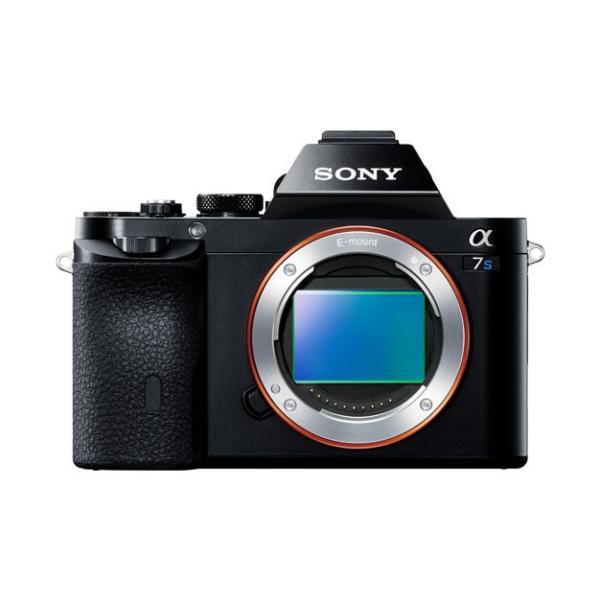 ソニー フルサイズミラーレス一眼カメラ「α7S」ボディ SONY ILCE-7S 返品種別A