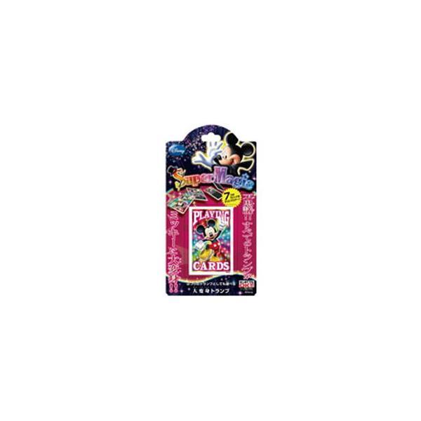テンヨー ディズニーマジック 大変身トランプ ミッキーマウス手品 返品種別B