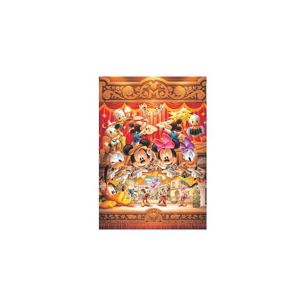 テンヨー ディズニー 恋のマリオネット(ミッキーと仲間たち) 世界最小1000ピースジグソーパズル 返品種別B