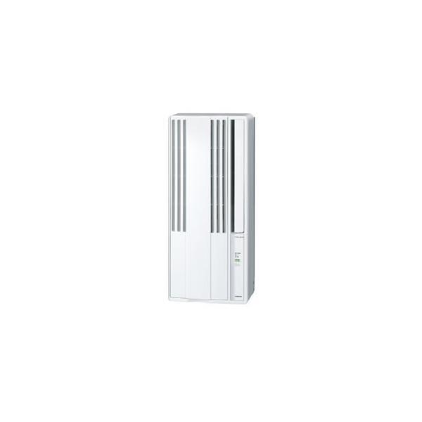 コロナ 窓用エアコン(冷房専用・おもに4〜6畳用 シェルホワイト) CORONA CW-F1619-WS 返品種別A|joshin