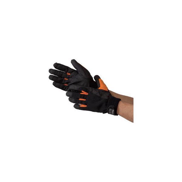 川西工業 防寒手袋 防寒PUマスター Lサイズ(ブラック) 2975L 返品種別A