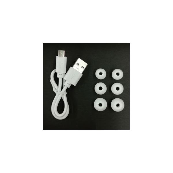 カシムラ 完全ワイヤレス Bluetoothイヤホン(ホワイト) BL-82 返品種別A