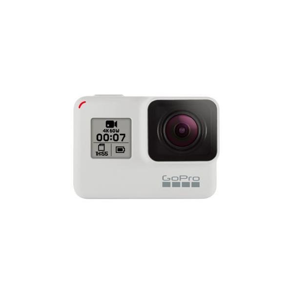 GoPro GoPro HERO7 Black Limited Edition(Dusk White) ゴープロ ヒーロー7 CHDHX-702-FW 返品種別A