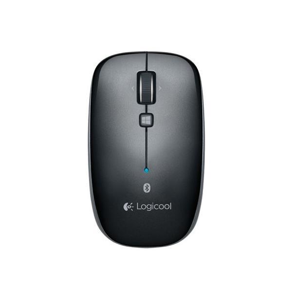 ロジクール Bluetooth光学式マウス(グレー) Logicool Bluetooth Mouse m557 M557GR 返品種別A|joshin
