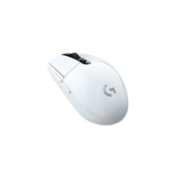 ロジクール 2.4GHzワイヤレス 光学式ゲーミング マウス ホワイト Logicool G304 LIGHTSPEED Wireless Gaming Mouse G304RWH 返品種別A|joshin|02