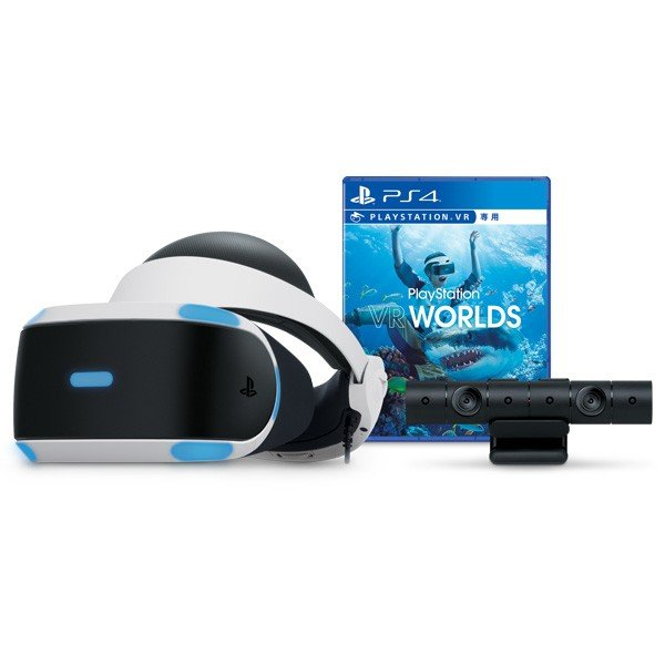 ソニー・コンピュータエンタテインメント PlayStation VR (PlayStation(R)VR WORLDS)同梱版 返品種別B|joshin