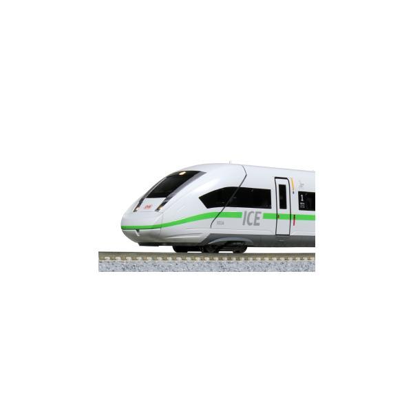 カトー(N)10-1542ICE4(グリーン帯)基本セット(4両)返品種別B