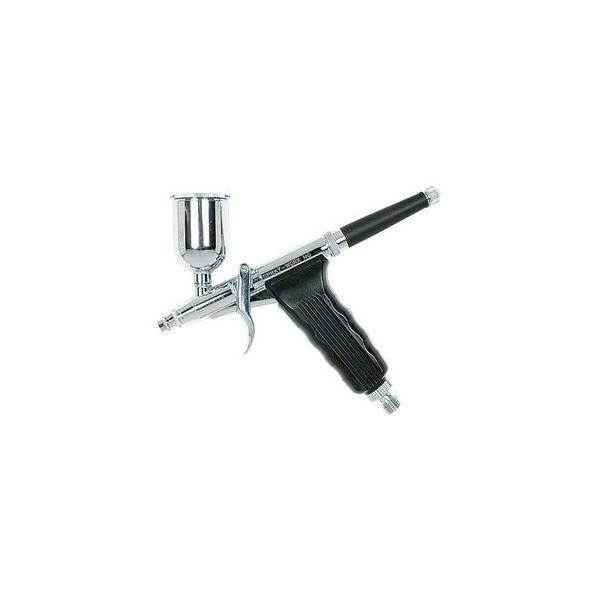 タミヤ スプレーワークーHG エアーブラシワイド0.5mm (トリガータイプ)(74523)エアブラシ 返品種別B