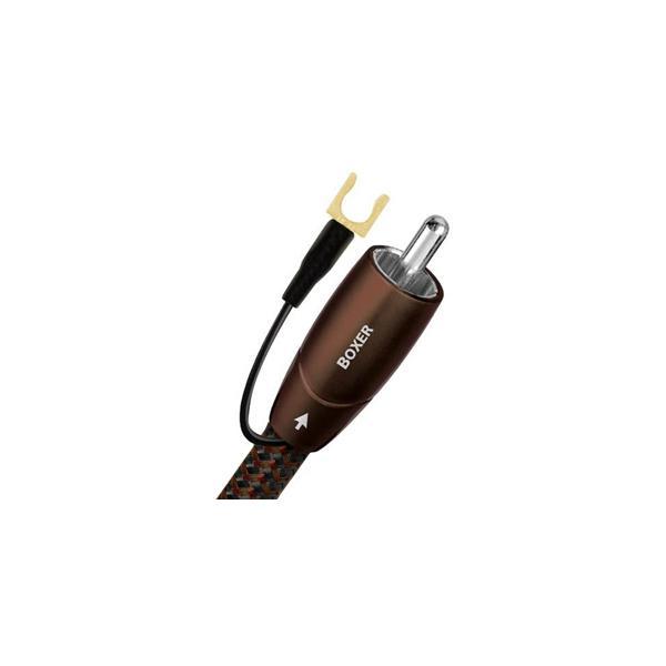 オーディオクエスト サブウーファーケーブル(3.0m・1本)(特注品)ボクサー Audio Quest BOXER/ 3M/ RCA 返品種別B