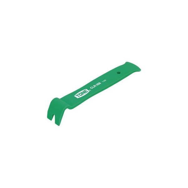 TONE クリップリムーバー 全長(mm):195 面幅(mm):29.8 クリップツール・リムーバー CLR-306 返品種別B