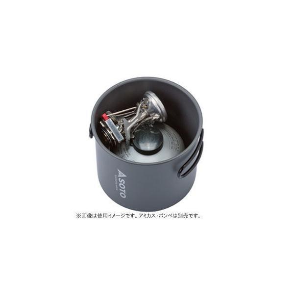 新富士バーナー ニューリバーポットM SOTO SOD-511 返品種別A joshin 02