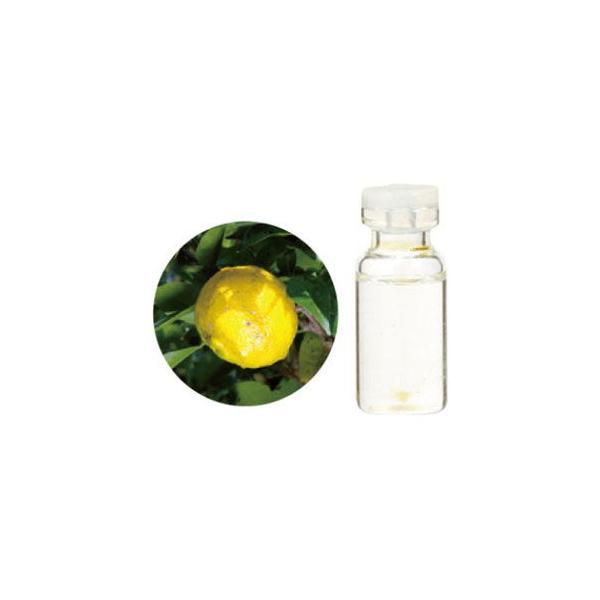 生活の木 エッセンシャルオイル 柚子(水蒸気蒸留法) 10ml 08-456-2420 返品種別A