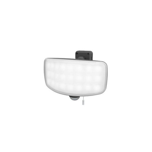 ムサシ LEDセンサーライト(27Wワイド) MUSASHI RITEX LED-AC1027 返品種別A