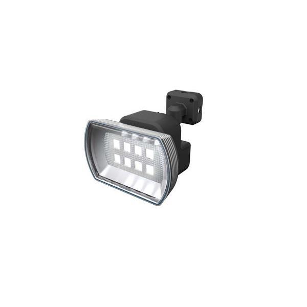 ムサシ 乾電池式LEDセンサーライト(4.5W ワイド) RITEX LED-150 返品種別A