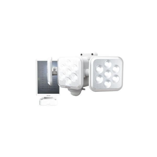 ムサシ LEDセンサーライト(5W×3灯) musashi S-330L 返品種別A