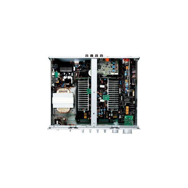 ヤマハ USB-DAC搭載プリメインアンプ(シルバー) YAMAHA A-S801S 返品種別A