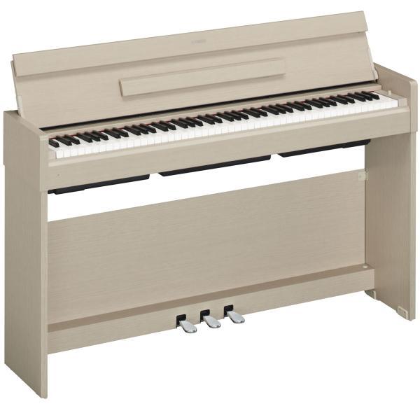 ヤマハ 電子ピアノ(ホワイトアッシュ調仕上げ)(楽譜集付き) YAMAHA ARIUS アリウス YDP-S34WA 返品種別A