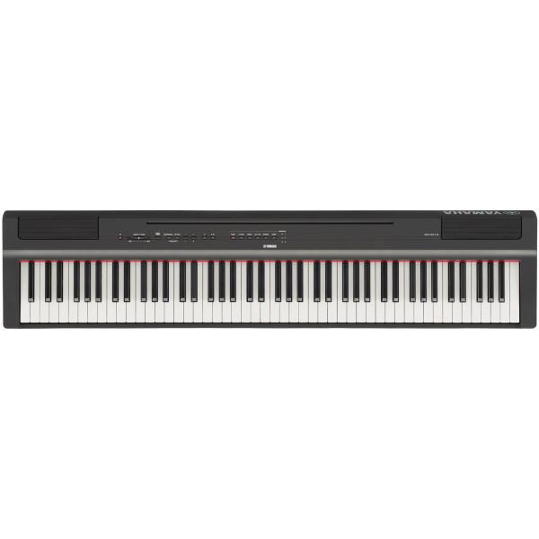 ヤマハ 電子ピアノ(ブラック) YAMAHA Pシリーズ P-125B 返品種別A