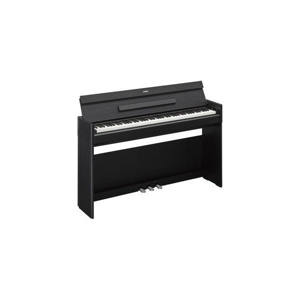 ヤマハ 電子ピアノ(ブラックウッド調仕上げ)(ソングブック付き) YAMAHA ARIUS(アリウス) YDP-S54B 返品種別A