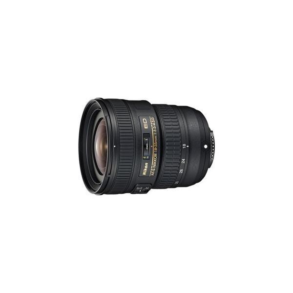 ニコン AF-S NIKKOR 18-35mm f/ 3.5-4.5G ED ※FXフォーマット用レンズ(36mm×24mm) AFS18-35G 返品種別A