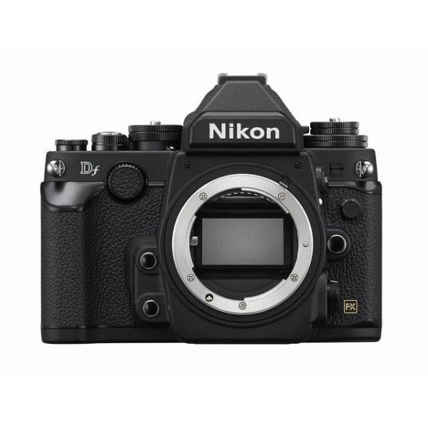 ニコン フルサイズデジタル一眼レフカメラ「Df」ボディ(ブラック) DF-BK 返品種別A