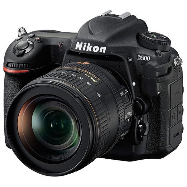 ニコン デジタル一眼レフカメラ「D500」16-80 VR レンズキット D500LK16-80 返品種別A