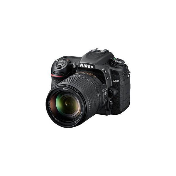 ニコン デジタル一眼レフカメラ「D7500」18-140 VR レンズキット D7500LK18-140 返品種別A