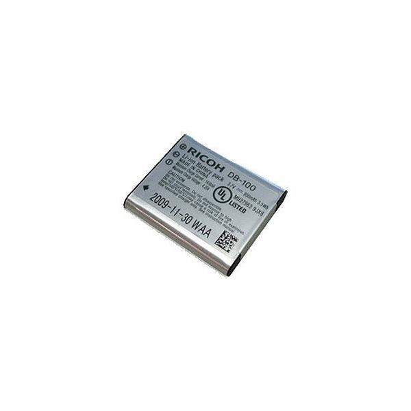 リコー リチャージャブルバッテリー RICOH CX5、CX4、CX3、PX対応 DB-100 返品種別A