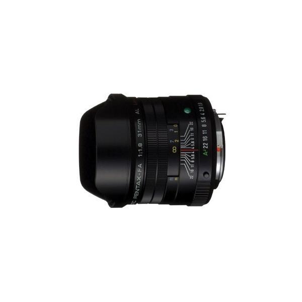 ペンタックス FA 31mm F1.8 AL Limited ブラック (ケース、フード付) ※Kマウント用レンズ(フルサイズ対応) FA31F1.8AL-B 返品種別A