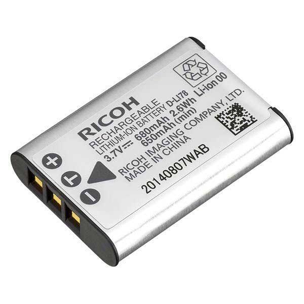 ペンタックス Optio M50・M60対応充電式リチウムイオンバッテリー(本体同梱同等品) D-LI78 返品種別A